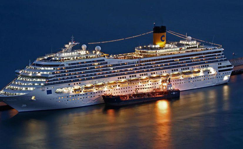 La Isla de las Golondrinas, se mantiene en primer lugar de preferencia de los cruceristas de México y Latinoamérica. (Date Vuelo).