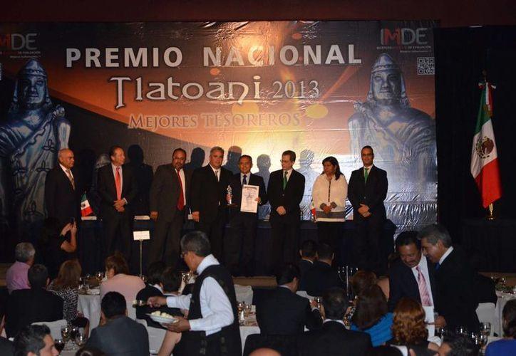 El premio fue otorgado debido al manejo transparente de las finanzas municipales. (Archivo/SIPSE)