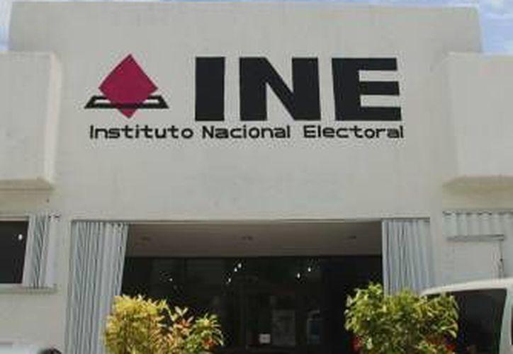 El Sistema de Fiscalización en Línea es único en el mundo; registrará los gastos realizados por los partidos políticos, en tiempo real, de acuerdo con el INE. (Redacción/SIPSE)