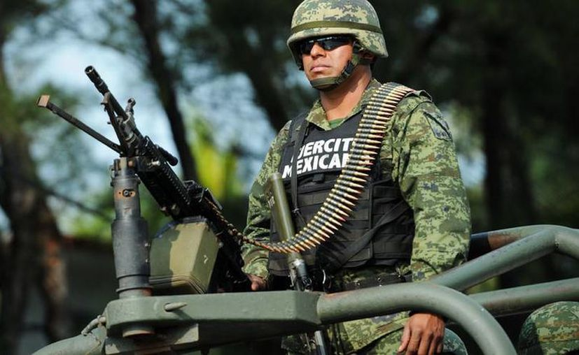 El gobierno de México afirmó que no tiene pensado pedir la ayuda de EU para combatir el tráfico de drogas. (Archivo/Agencias)
