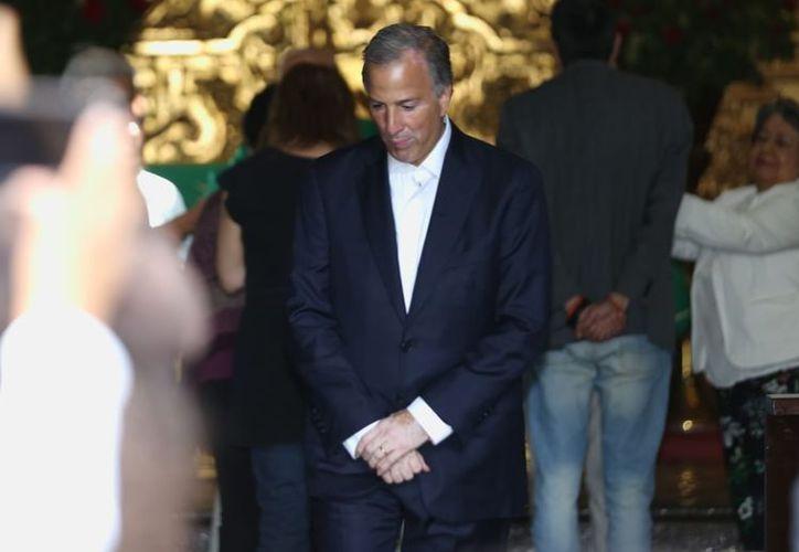José Antonio Meade sólo ganó en 8.2% de los municipios. (Internet)