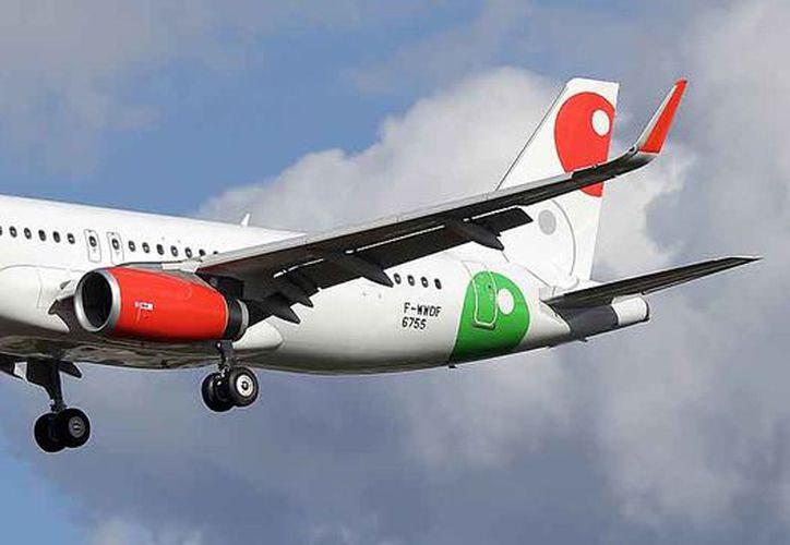 La empresa aérea impulsa el turismo y la economía en el destino turístico. (Israel Leal/SIPSE)