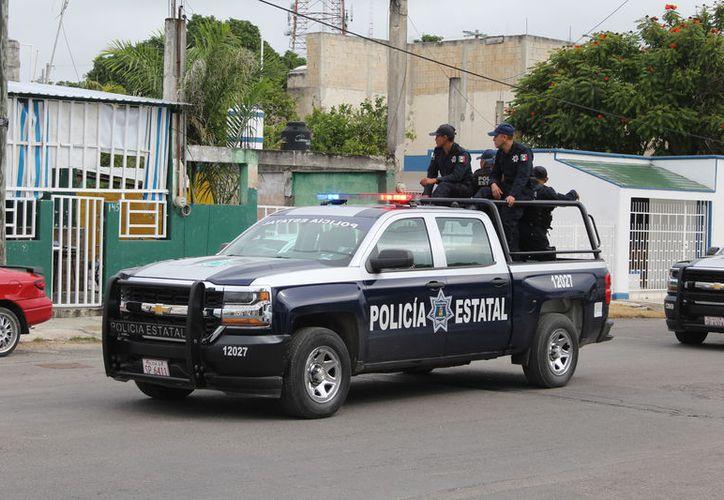 La reciente estadística reporta que se presentaron 903 denuncias por algún delito de robo en vía pública y transporte. (Joel Zamora/SIPSE)