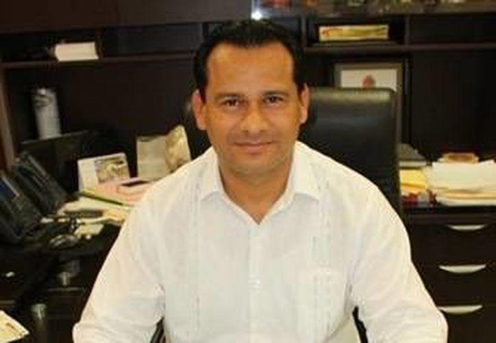 Gaspar Armando García Torres, decidió dejar la titularidad de la PGJE, aunque su renuncia se hará oficial hasta el lunes entrante. (Contexto/Internet)