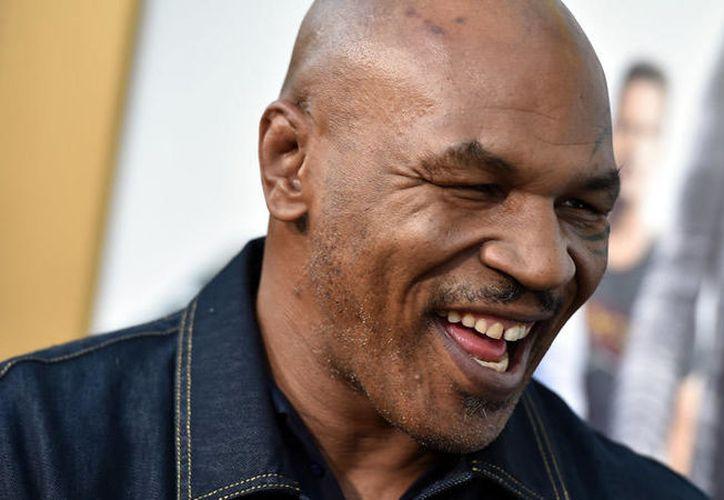 Mike Tyson abrirá una academia de boxeo a finales del año. (Foto: Getty Images)