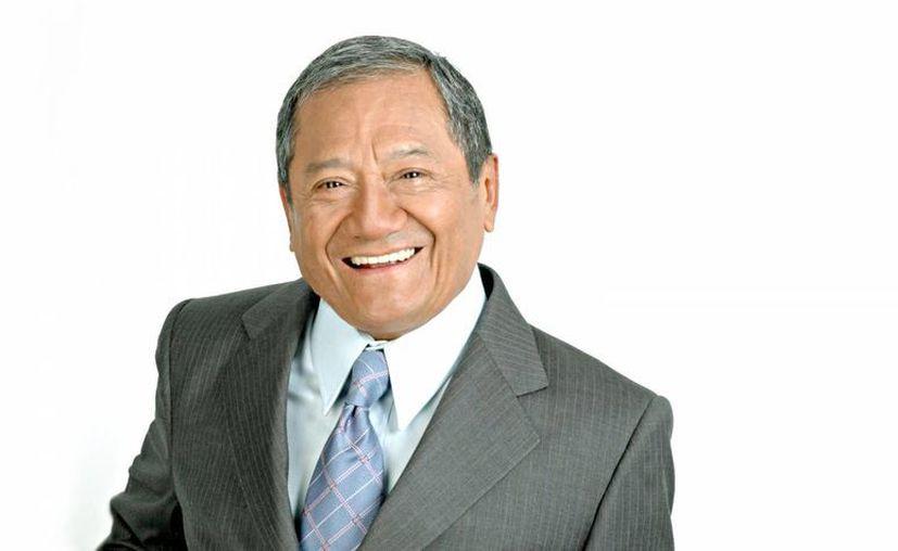 El cantautor yucateco, Armando Manzanero podría cerrar los festejos del Festival de la Bahia en Chetumal. (Contexto/Internet)