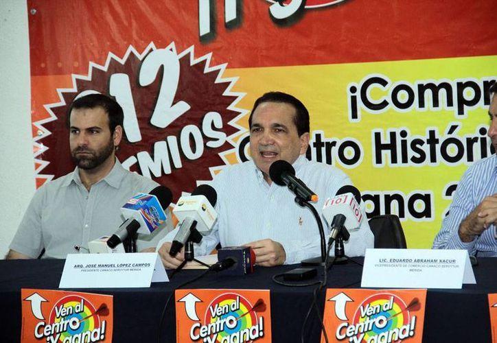 En la nueva edición del Ven al Centro y Gana se rifarán 2 millones de pesos en premios. (Milenio Novedades)
