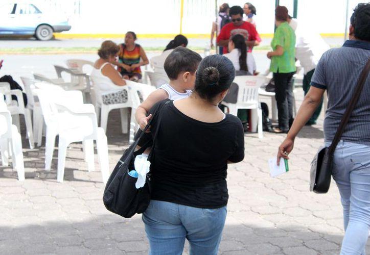 De acuerdo con el Sinave, en el país se han detectado cinco casos, en dos hombres y tres mujeres. (Joel Zamora/SIPSE)