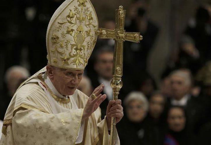 El Papa Benedicto XVI ya ha enviado mensajes en Twitter en ocho idiomas. (Agencias/Foto de archivo)