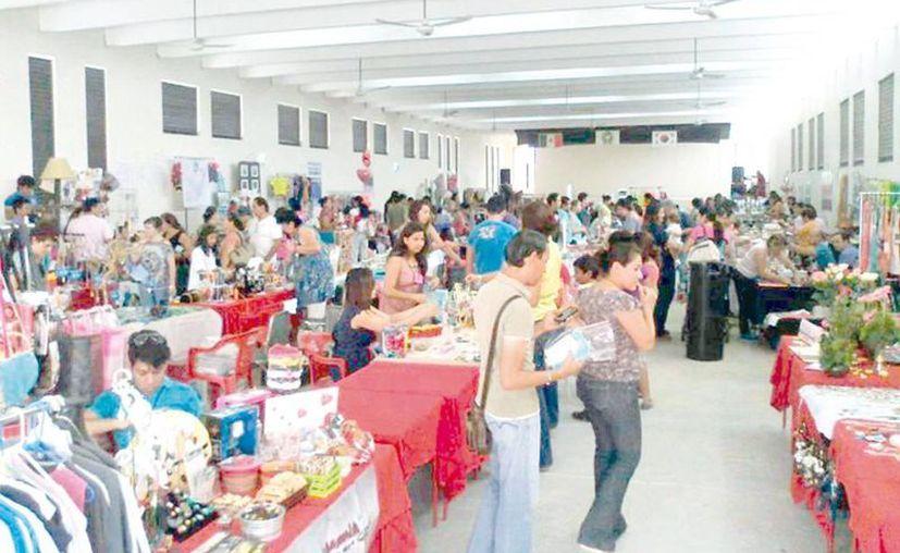 El bazar contará con artículos variados para su venta. (Milenio Novedades)