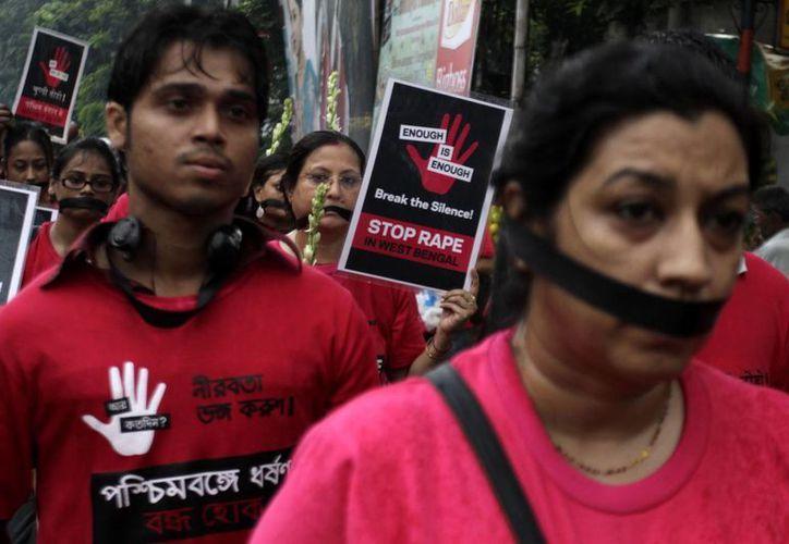 El hecho ha levantado nuevamente un debate sobre la seguridad de las mujeres en India. (Agencias)
