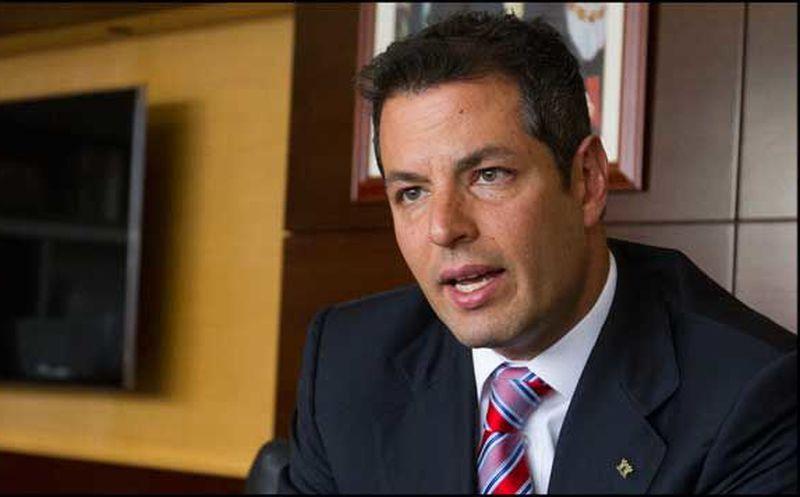 Alejandro Murat Hinojosa, gobernador del estado, recibió personalmente los reportes de las diferentes dependencias que integran el Grupo de Coordinación Oaxaca de Seguridad. (Contexto/Internet)