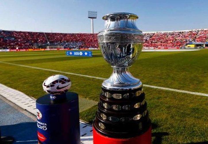 México participó en la Copa América de manera ininterrumpida desde 1993. (Internet)