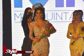 Miss Quintana Roo 2018