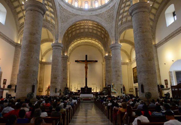 El próximo día 24 de marzo se realizará la bendición a las mujeres embarazadas en todas la parroquias de Yucatán y el 25 de marzo se realizarán las jornadas sobre la encíclica. (Milenio Novedades)