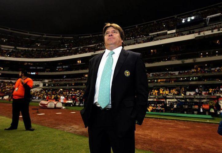 Herrera no convocó a jugadores de clubes europeos. (Archivo/SIPSE)