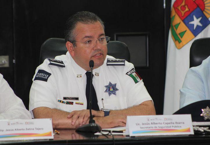 El funcionario recibió muestras de apoyo por parte de los diputados. (Foto: Joel Zamora)
