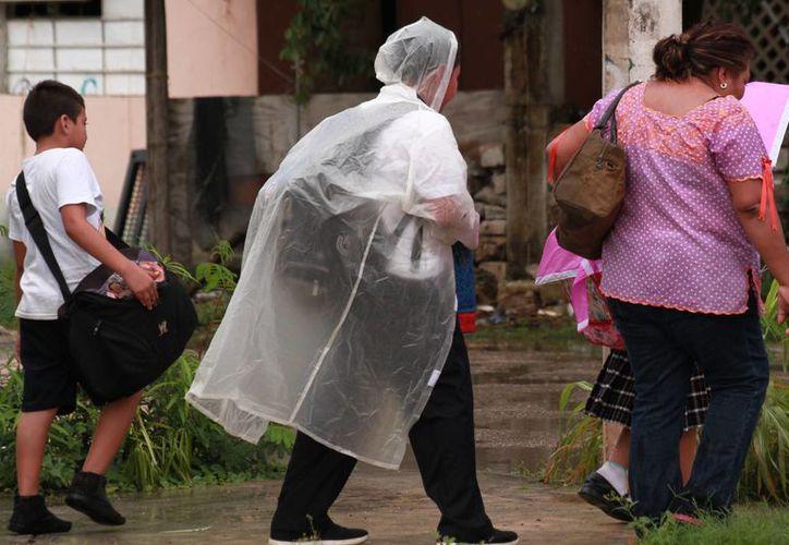 La Conagua pronostica tormentas para este viernes, sábado y domingo en Yucatán. (Jorge Acosta/SIPSE)