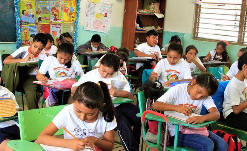 Del 1 al 15 de febrero se realiza el proceso de inscripciones de estudiantes a primaria y secundaria en Quintana Roo. (Redacción/SIPSE)