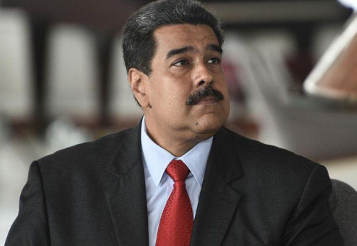El presidente venezolano Nicolás Maduro pidió a los trabajadores de la industria petrolera prepararse para un eventual bloqueo. (Foto: Perú21)