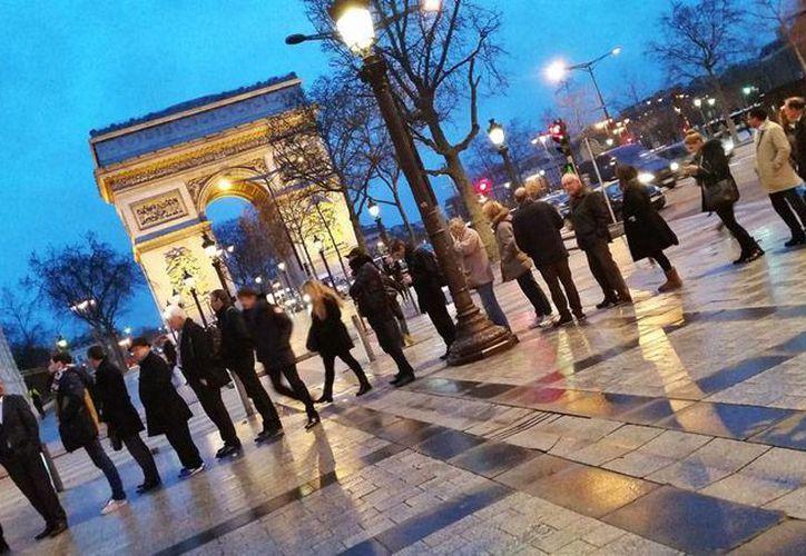 Según las autoridades francesas, 129 personas han muerto de gripe; sin embargo, el InVS dice que hay más de 8,500 fallecidos. La imagen es de contexto. (NTX/Archivo)