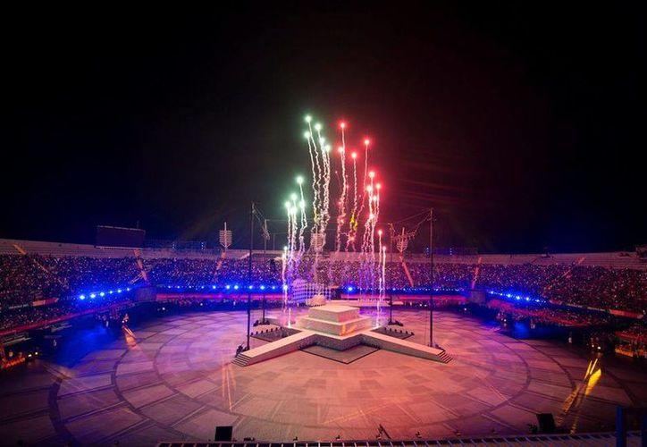Este viernes alrededor de las 20:00 horas quedaron formalmente inaugurados los XXII Juegos Centroamericanos y del Caribe en Veracruz. (mexsport.com)