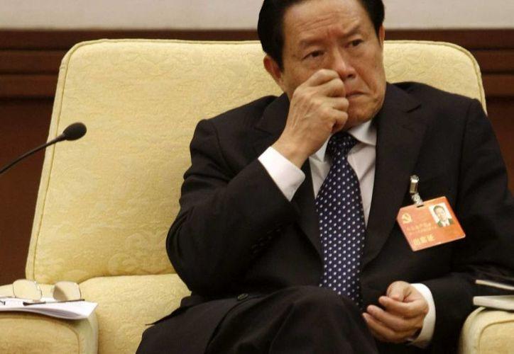 Condenan a cadena perpetua al exjefe de seguridad pública de China, Zhou Yongkang. La foto corresponde a julio de 2014, cuando se dio a conocer que Yongkang. (businessinsider.com)