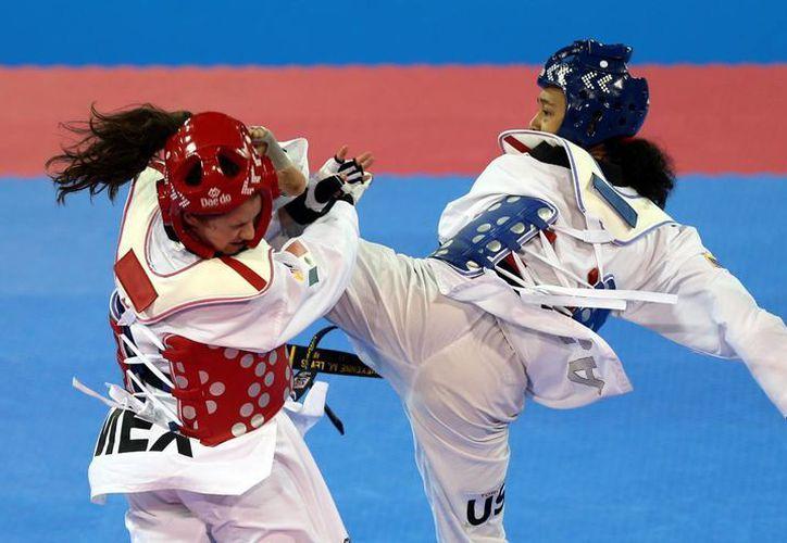 Durante este Panamericano de Taekwondo México elegirá a los cuatro seleccionados a los Juegos Olímpicos de Río 2016. (Foto de contexto/ Notimex)