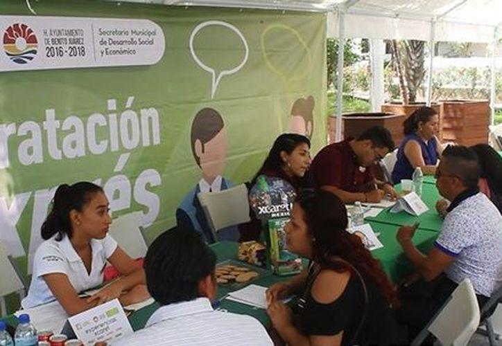 No cuentan con una meta límite de trabajos, debido a que pretenden ayudar a todas las personas que puedan. (Sergio Orozco/ SIPSE)