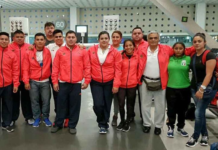 La halterista Margeli Castillo Aguayo es parte de la división de los 63 kilos. (Foto: com.gob)