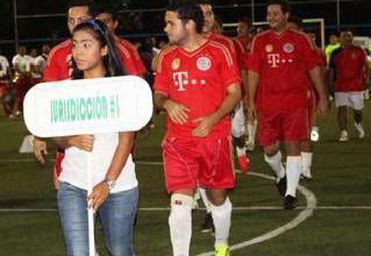 En las competencias participan equipos de Progreso, Kanasín, Umán, entro otros. (Sipse)