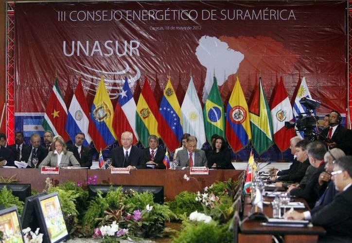 El comunicado de Unasur fue emitido por la cancillería de Perú, que tiene la presidencia pro témpore del bloque. (EFE/Archivo)