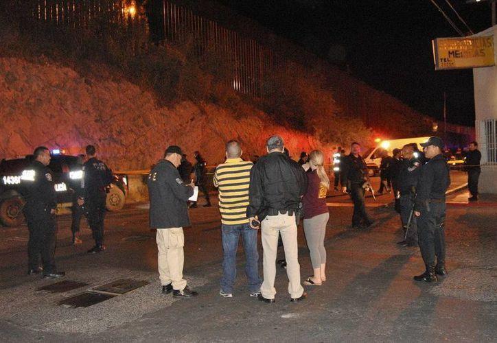 Autoridades de Morelos buscan a los responsables del ataque. (EFE)