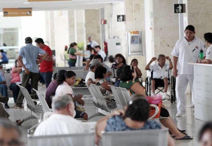 Al mes, en promedio 40 pacientes son intervenidos en el El Hospital Regional de Alta Especialidad de la Península de Yucatán (Hraepy), en Altabrisa, y se realizan entre 1,500 y 2,000 consultas externas. (Milenio Novedades)