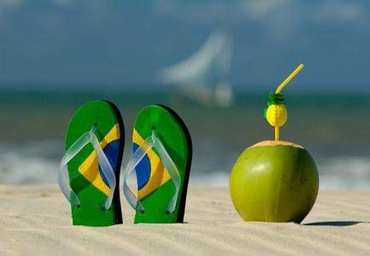 El turismo brasileño destaca como uno de los que más gastan durante sus vacaciones detrás de Suiza, Noruega, Argentina y Estados Unidos. (Foto/Internet)