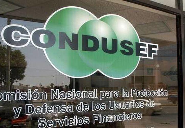 La Condusef advirtió que procederá legalmente por el mal uso del nombre. (expoknews.com)