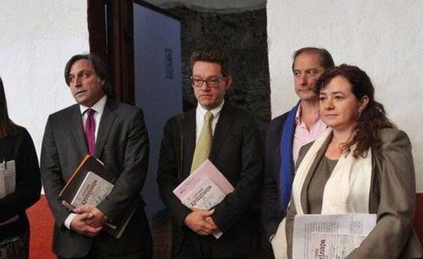 Los expertos del GIEI quieren que su informe sobre el caso Iguala tenga un impacto en las políticas públicas de México. (twitter.com/PublimetroMX)
