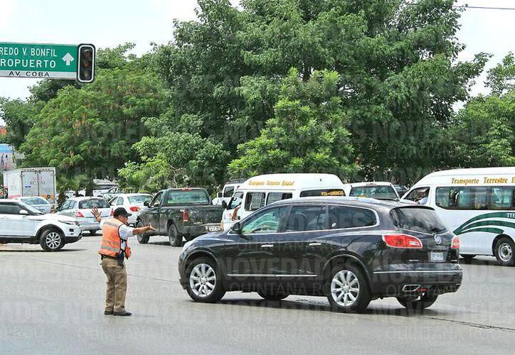 Buscan combatir el rezago de multas en tránsito. (Archivo/ SIPSE)
