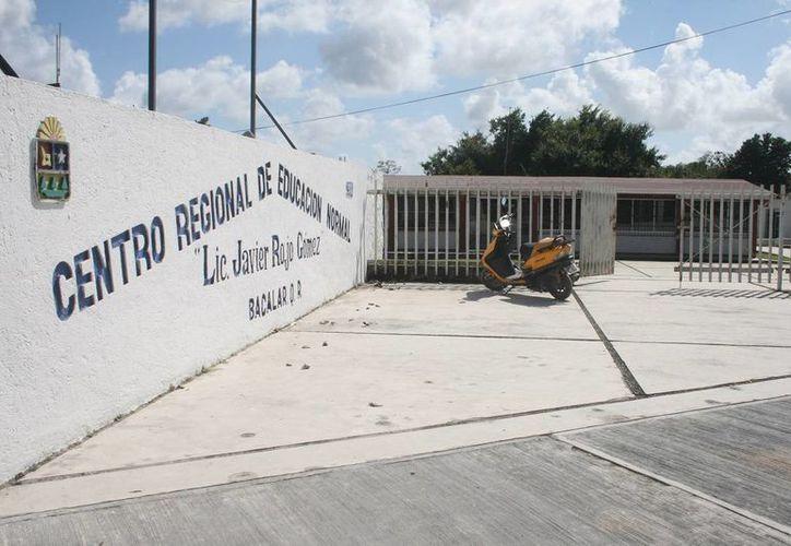 En dicho lugar se impartirán las licenciaturas de Educación Física y Educación Primaria. (Edgardo Rodríquez/SIPSE)