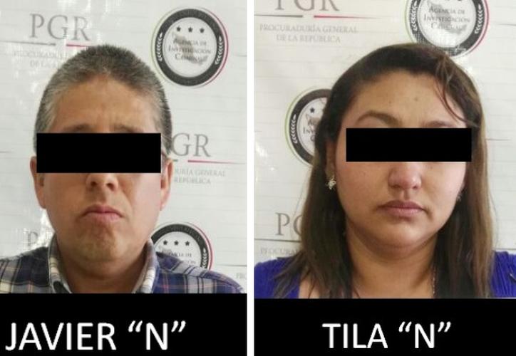 Ambos quedaron a disposición de la autoridad judicial que los requiere y fueron internados en el Centro de Readaptación Social de Chetumal, Quintana Roo. (Foto: Redacción/SIPSE).