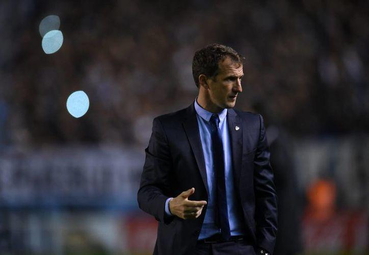 Boca Juniors despide al entrenador Rodolfo Arruabarrena tras la derrota con Racing Club. (EFE)