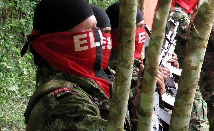 El ELN mantenía en Casa Barro a los secuestrados.(cdn.lapatilla.com)