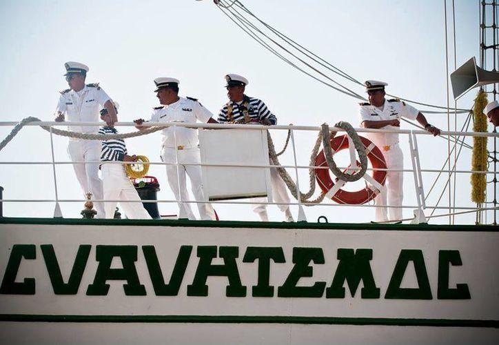 El buque continuará su travesía por Europa. (Facebook/Tall Ships Szczecin 2013)