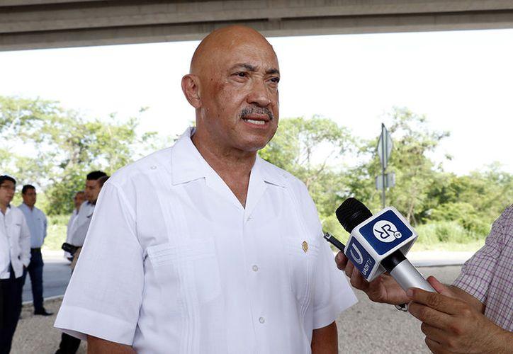 José de Jesús Williams, rector de la Uady. (José Acosta/Milenio Novedades)