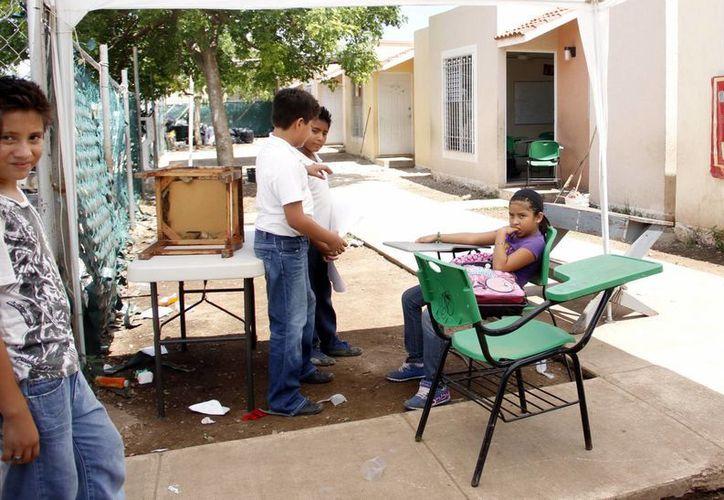 """En reemplazo de las clases 'particulares' el nombre que llevará el plantel será  """"Cuauhtémoc Trejo Tabasco"""". (SIPSE)"""