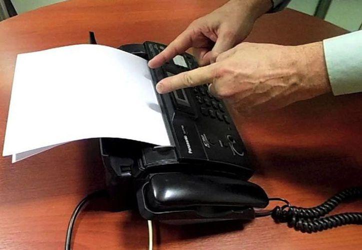 El envío de un telegrama de 30 palabras tiene un costo de 23.50 pesos. (Contexto/SIPSE)