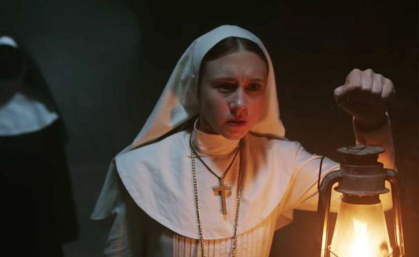 'La Monja' promete ser una de las películas más terroríficas de este año. (Foto: Internet)