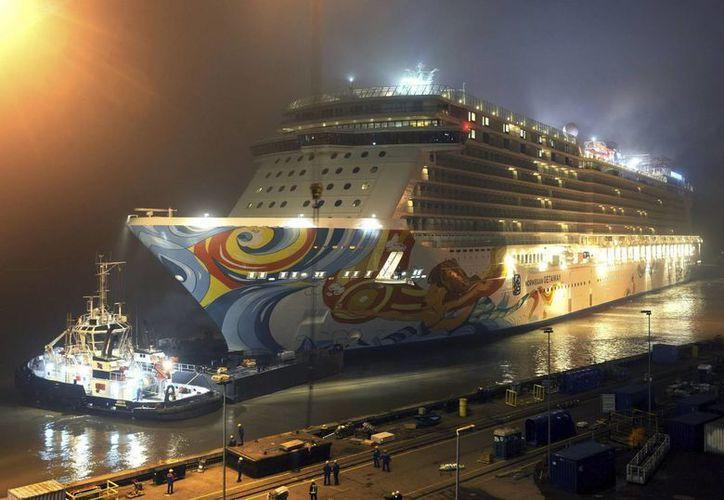 El Norwegian Getaway tiene previsto realizar cruceros de ochos noches por el Caribe, con salidas todos los sábados desde el puerto de Miami. (EFE/Archivo)