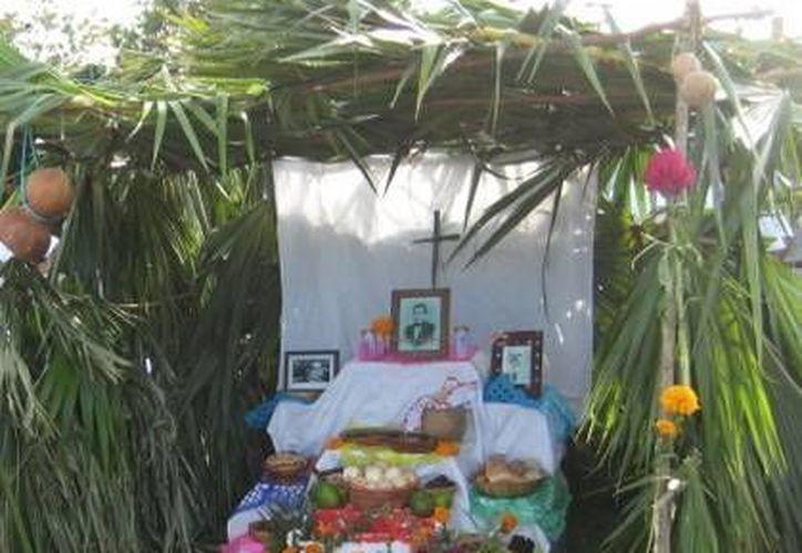 La Casa de la Cultura de Chetumal inaugurará un Hanal Pixán, el 31 de octubre a las 17:30 horas. (Redacción/SIPSE)