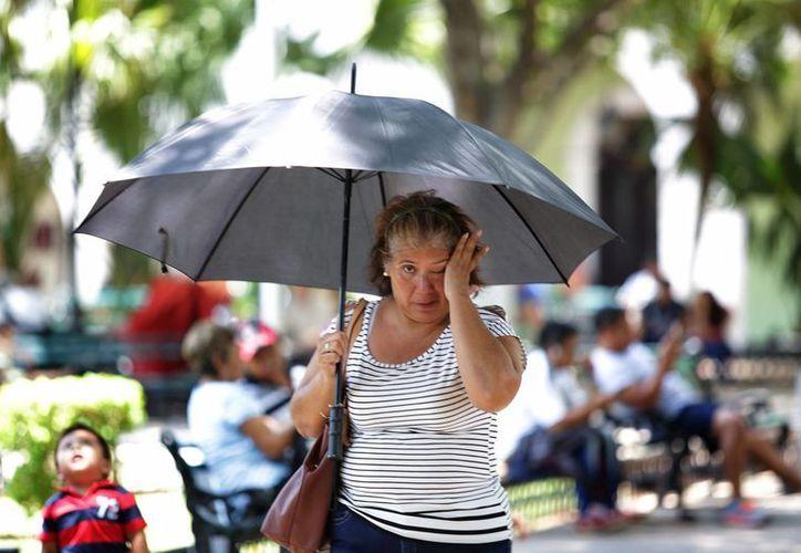 Los habitantes de Sonora tuvieron que sufrir un calor de casi 50 grados este domingo. (Notimex/Foto de contexto)